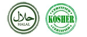 Certificazione Kosher ed Halal